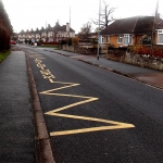 Car Parking Lines in Abinger Hammer 6