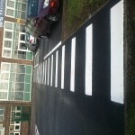 Car Park Floor Painting in Dickens Heath 11