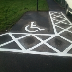 Playground Marking Specialists in Almshouse Green 2