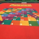 Playground Marking Specialists in Aughton 8