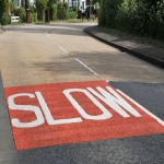 Roadway Markings Contractor in Aberdour 4