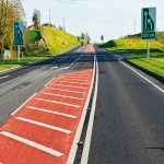 Surface Marking Installers in Highway 4