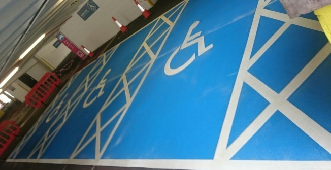 Car Park Repainting Services
