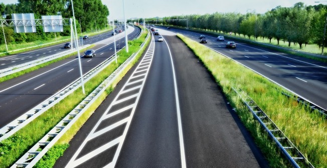 Motorway Markings Installers in Abbots Bromley
